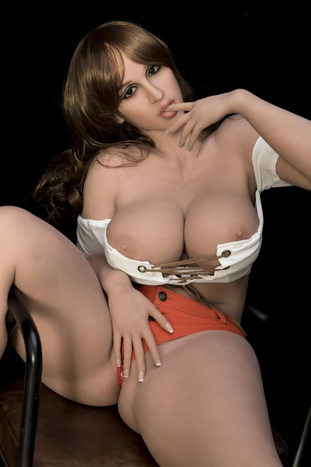 Atemberaubende Brust Sexpuppen Silvia