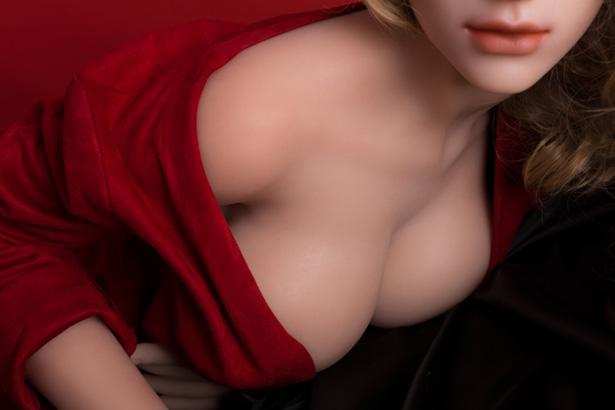 Romantische 160cm Liebespuppe Eva