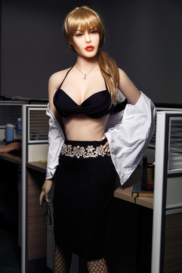 Regina Blonde Schönheit Lovedoll
