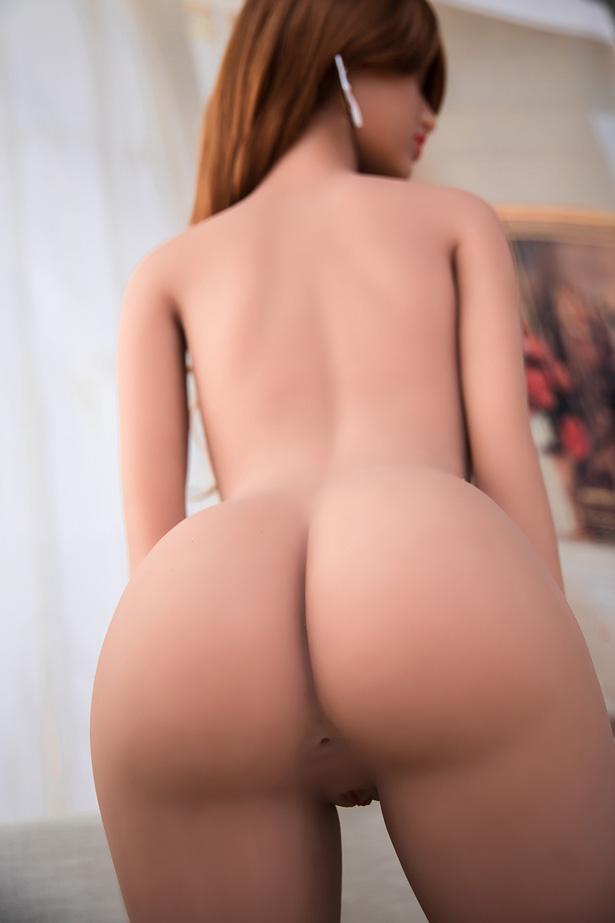 Sex mit 145cm Sexpuppe Johanna