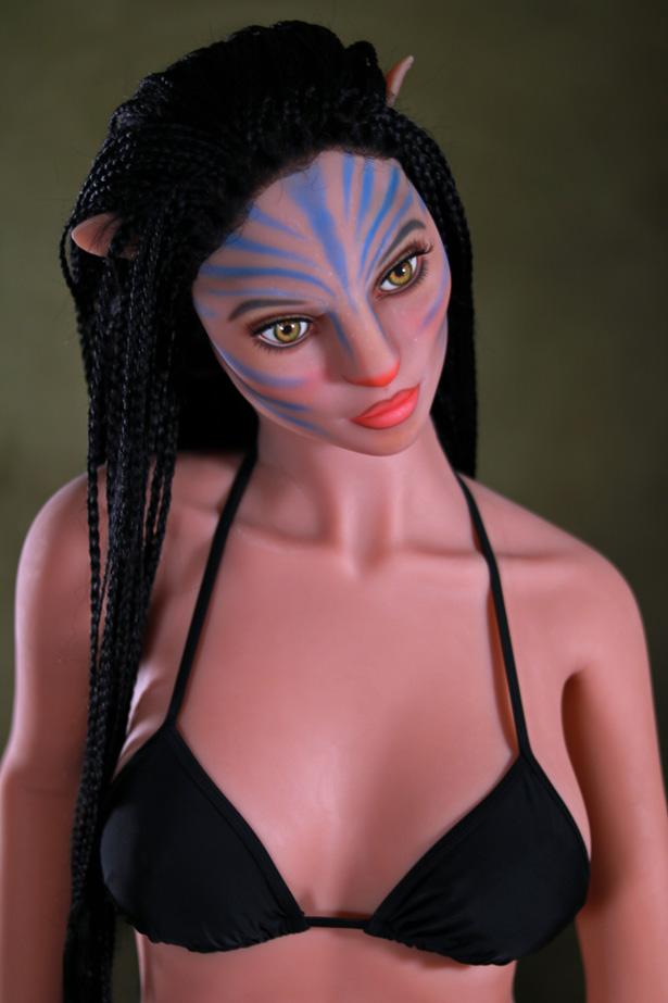 157cm Avatar Sexdoll TPE Dorothea