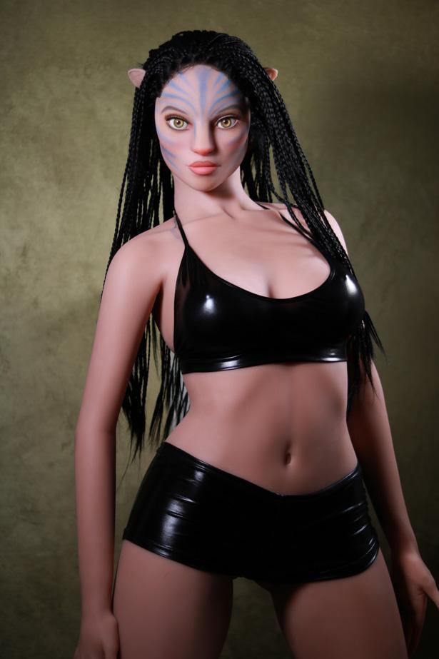 Realistische Avatar Sexpuppe TPE Dorothea