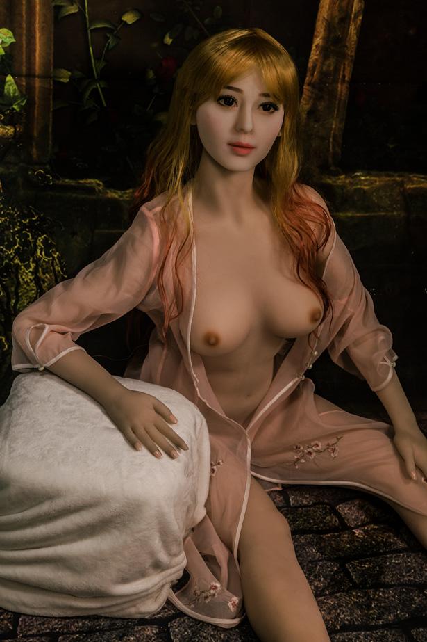 Sichere und ungiftige Sexpuppe Claudia
