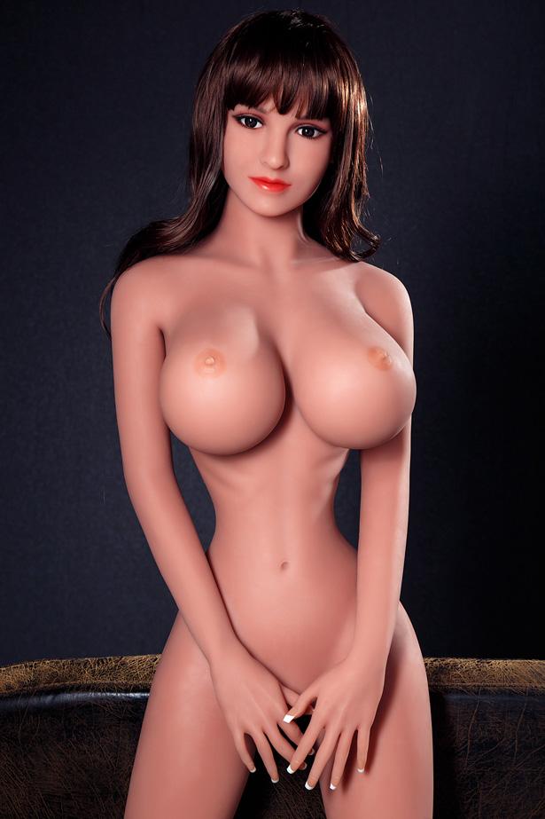 Dünne Taille Sexpuppe Caroline