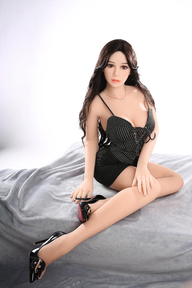 perfekte TPE Sexpuppe Barbara