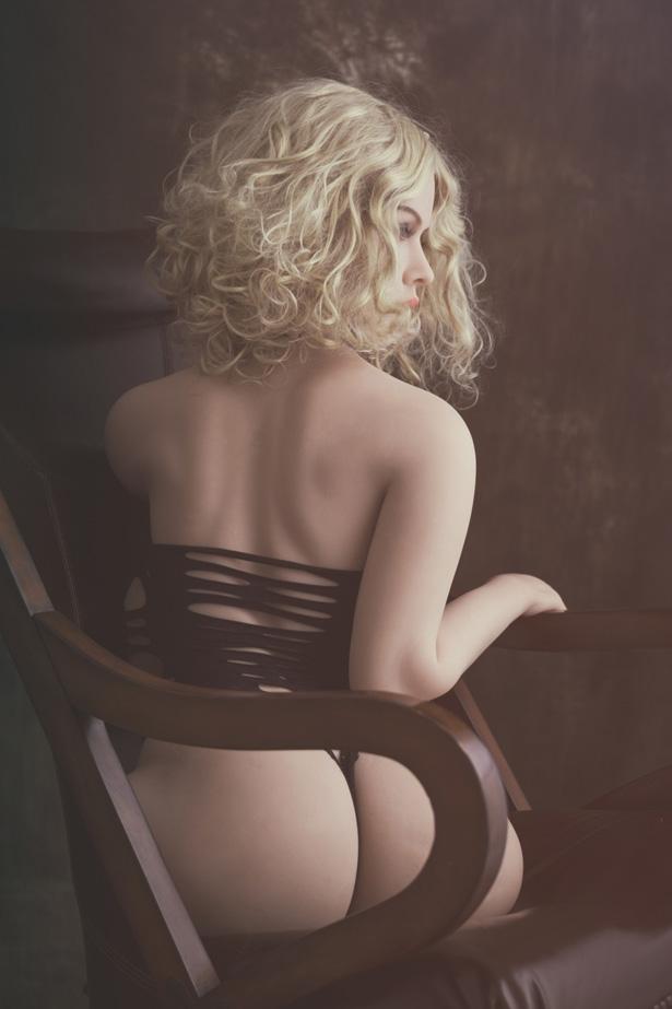 Sex Torso-Liebespuppe Stephanie