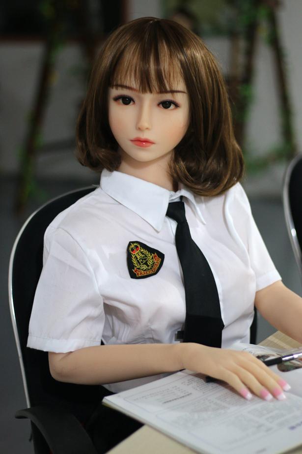 Jungen japanische Sex Puppe Lindsey
