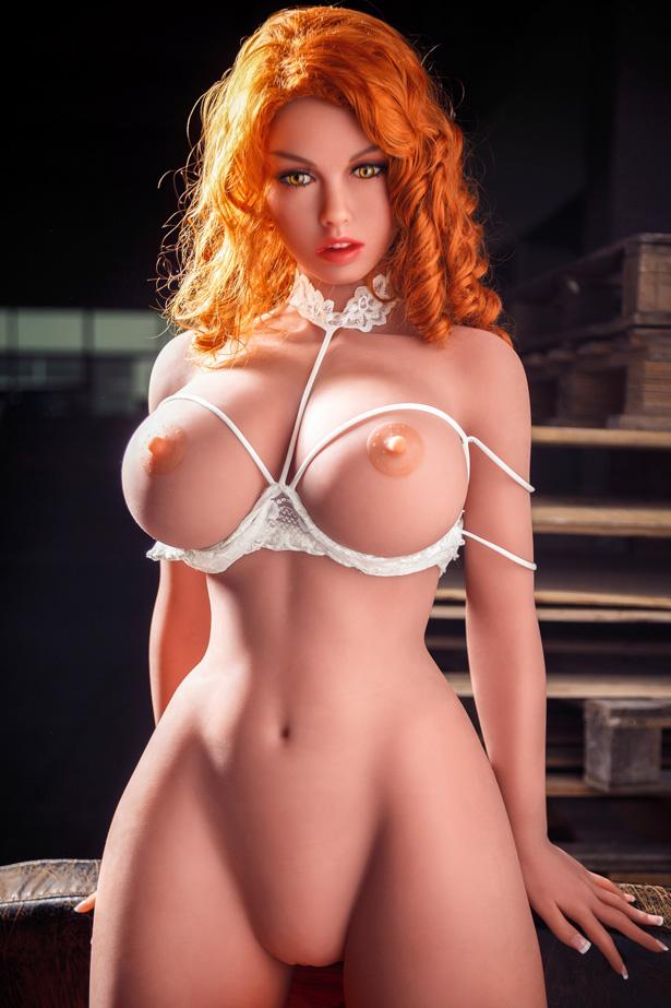 Großer Arsch 162cm Sex Doll Augusta