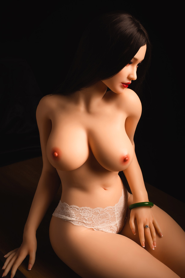 Verlangen Silikonpuppen Sino-doll Nannette