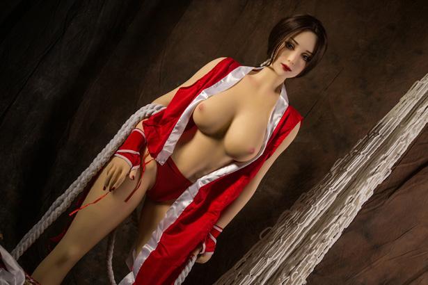 Anime Charakter Sexpuppen Nina