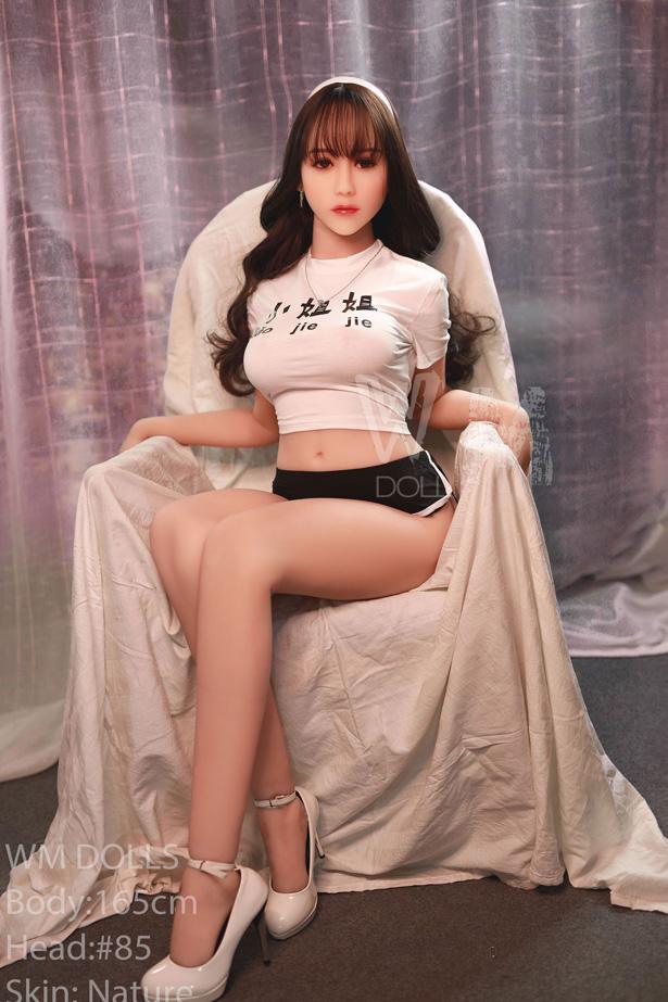 Asiatische Frauen WM Doll Margot