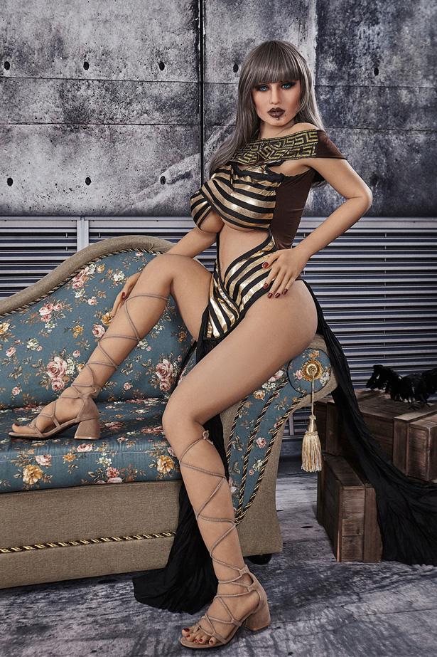 Reife sexy Frau Love Doll Lupe