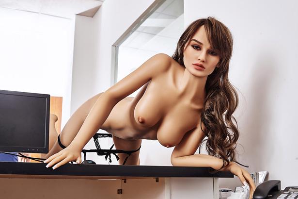 Voller Größe Sexpuppe Melina