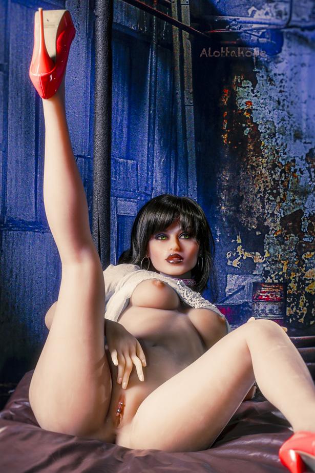 Echten Frau Love Doll Melissas