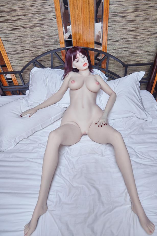 Sex Doll Miriam Haut so realistisch