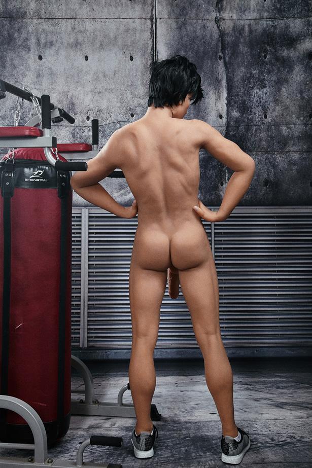 162cm realistisch männliche Sexpuppe