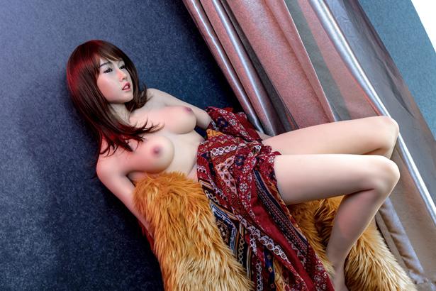 Luxus-Sexpuppe MZR Doll