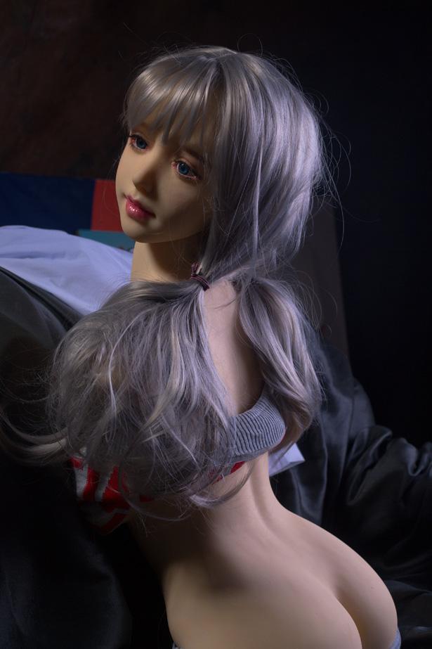 Halber Körper Sex Doll Roswitha