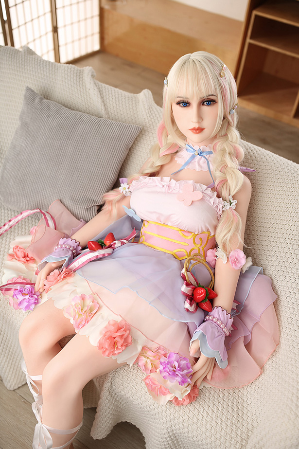 DL Silikon Real Doll Tamara