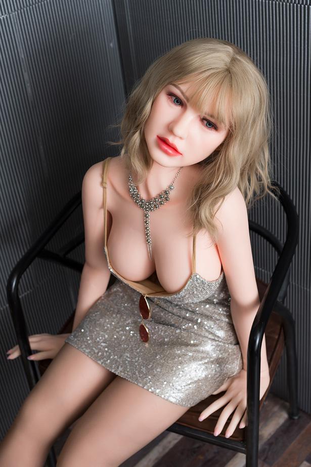 Silikon Sexpuppe DL Doll Tara