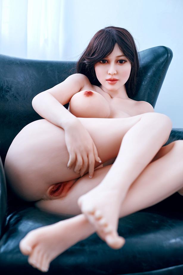 159cm große Brüste Real Doll Clementine