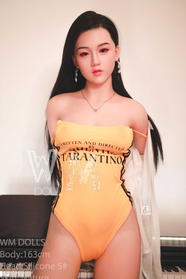 Silikonkopf WM Sex Doll Wilhelmine