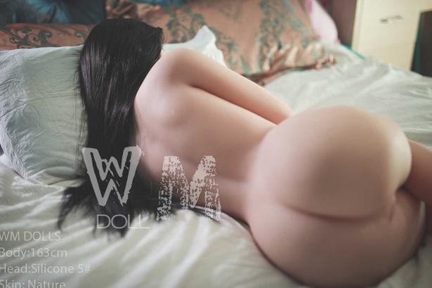 Echte asiatische WM Love Doll Wilhelmine