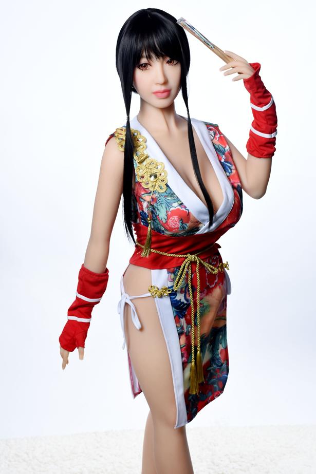 Chinesische Mädchen Liebespuppe