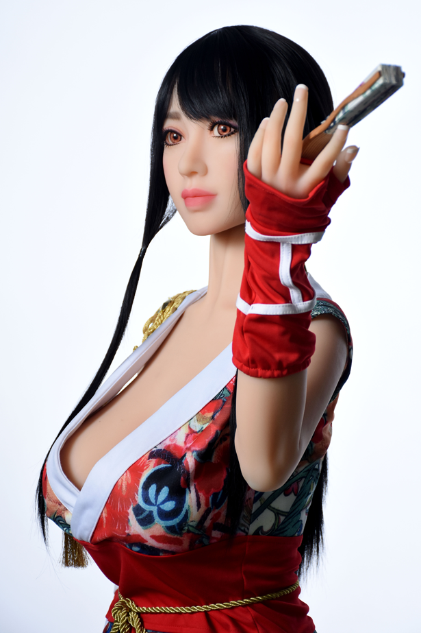 Sex mit große Brüste Love Doll