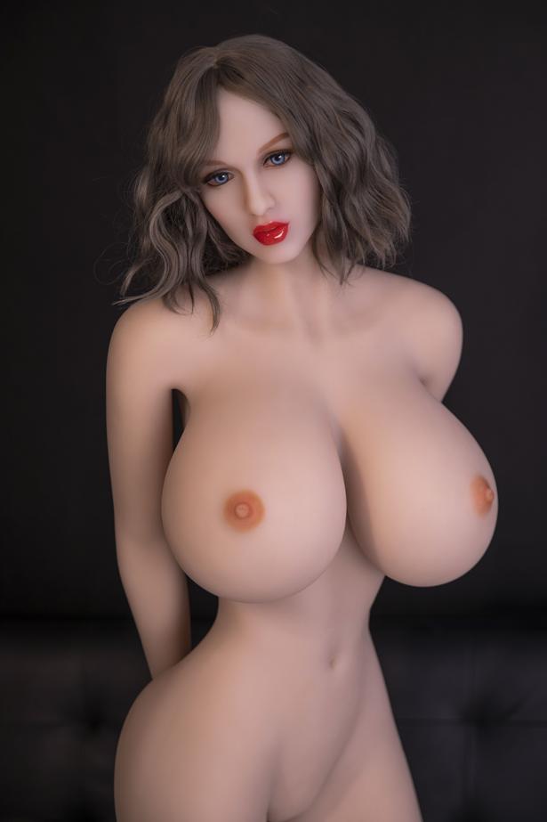 Sexpuppe mit schmaler Taille