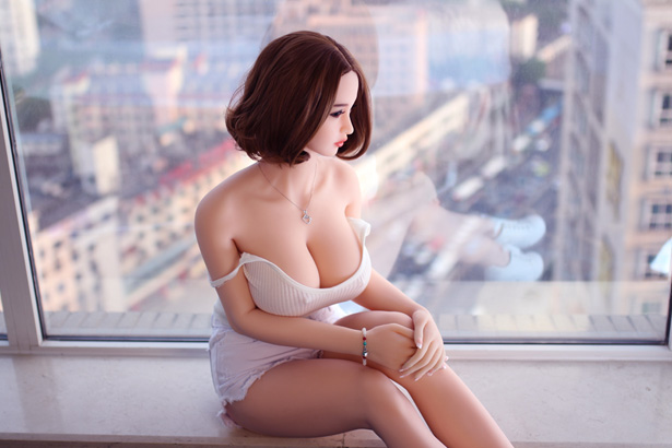 Starkem sexuellen Verlangen Sexdoll Wendelina