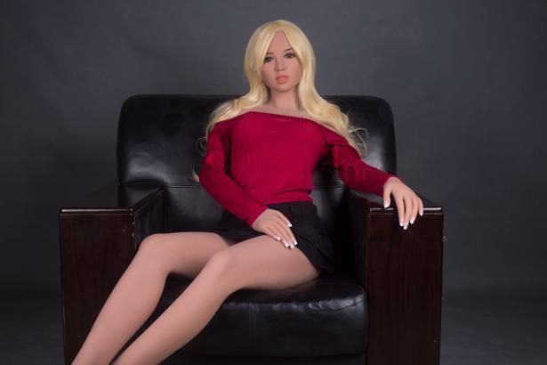Haut realistisch Sex Puppe WM Doll Nele