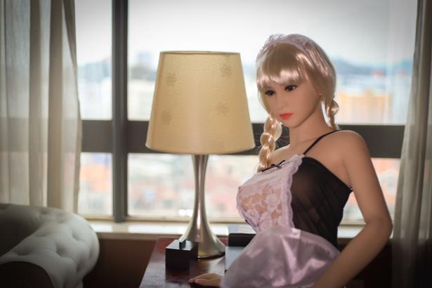 Wunderschönen asiatischen TPE Sexdoll Wenka