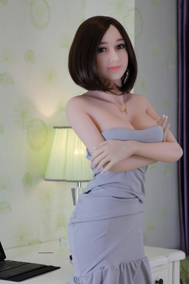Attraktive Liebespuppe WM Doll Helina