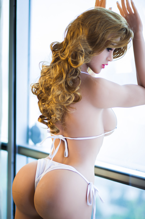 166cm Blonde Sexpuppe Jolanthe
