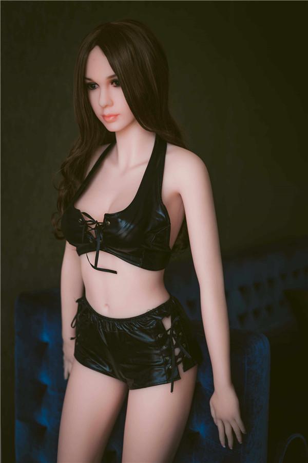 Sexpuppen in Lederkleidung Wendi