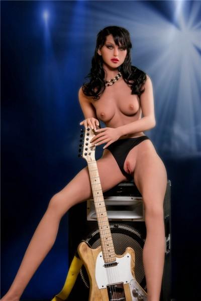 Alethea-Rock Sängerin 168cm TPE Sex Doll