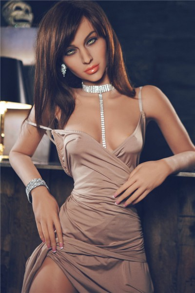 Dorcas-europäische und amerikanische Star Porno Sexpuppen
