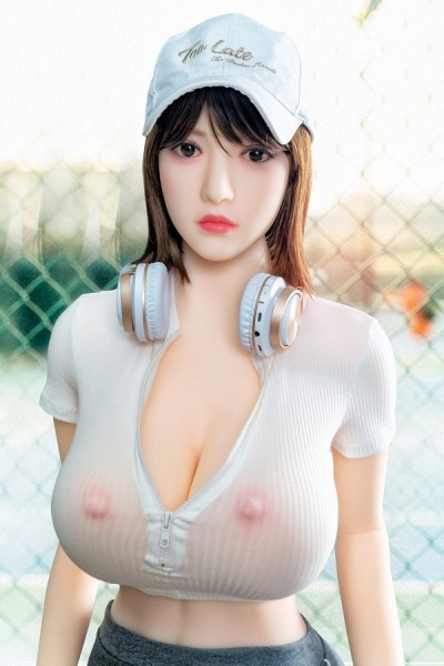 Cicely-172cm Tennismädchen Big Breast Sex Doll