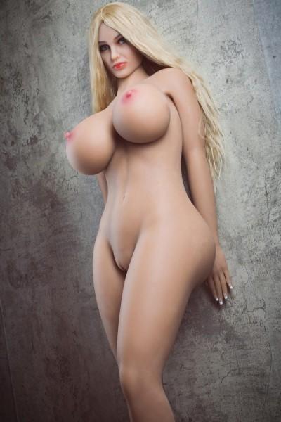 163cm Realistische Liebespuppe Deutsche Mädchen