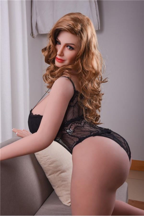 Karlotta-165CM Reife Sexy Big Breast Sex Puppe