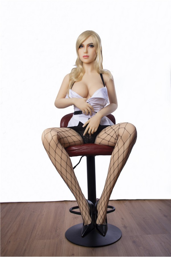 Svenja-165CM Büro sexy kleine Sekretärin Sexpuppen