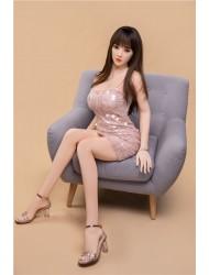 Zandra-156cm lebensechte beste Liebespuppe