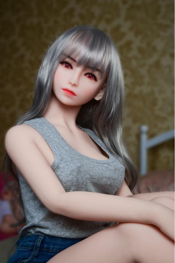 Lindis-Eingebautes Metallskelett Japanische WM Doll
