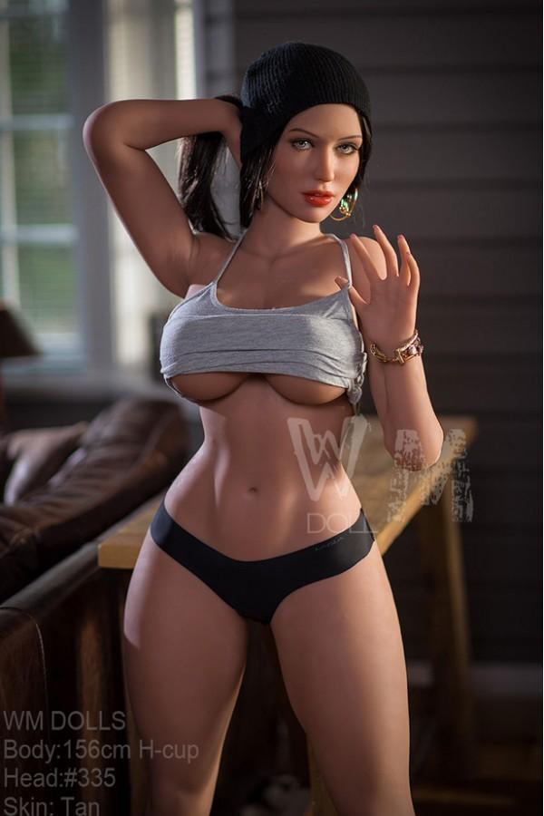 Nicole-Branchenführende WM Doll Sex Puppe