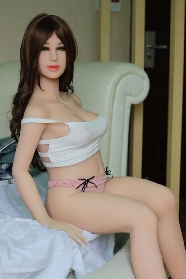 Zita-Zierliche schlanke Figur sexy 145cm TPE Sexpuppe
