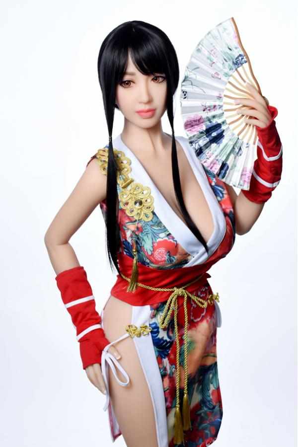 Anais-Junge große Brüste chinesische Mädchen 155cm Liebespuppe