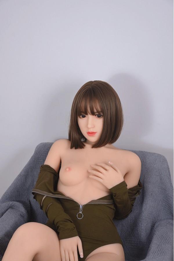 Inge 155CM süßes kurzes Haar Mädchen