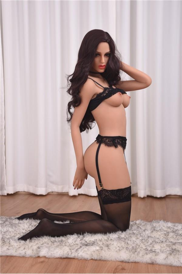 Shanti - 157CM reife junge Frau Sex Doll