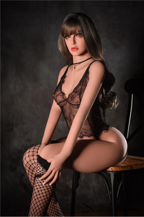 Merida - 157cm Super sexy blaue Augen Sex Doll